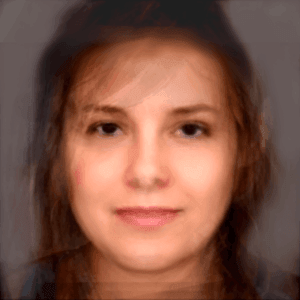 the average face of a  female hacker eyes 2
