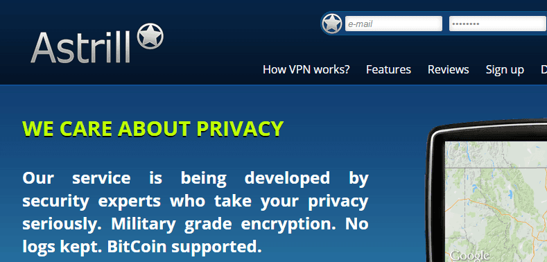 Astrill VPN Review Secure Thoughts