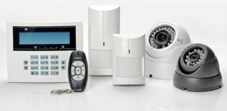 DIY or Professional Home Alarm Systems