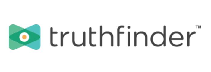 TruthFinder Logo Wide