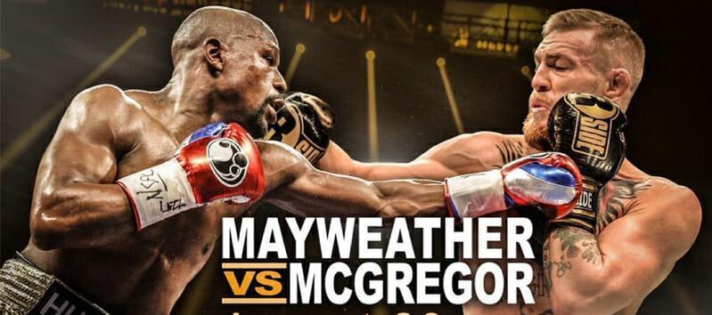 Watch Mayweather vs McGregor Live Stream with VPN