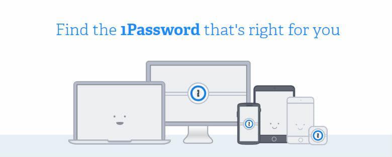 Sign up at 1password Password Management