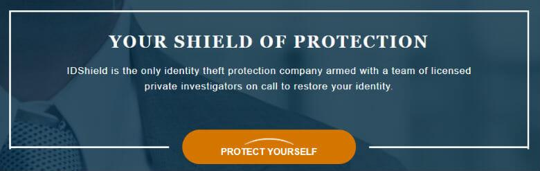 IDSheild ID Protection Service