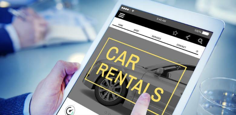 Find cheap car rental deals online