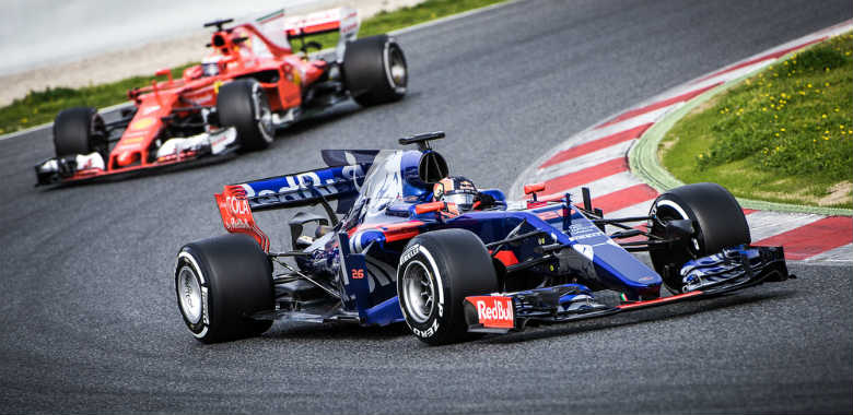 Watch F1 Live Online from Anywhere