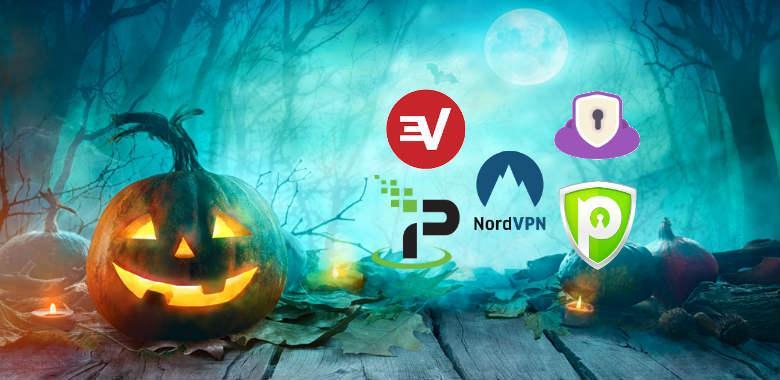 Halloween VPN Promotions