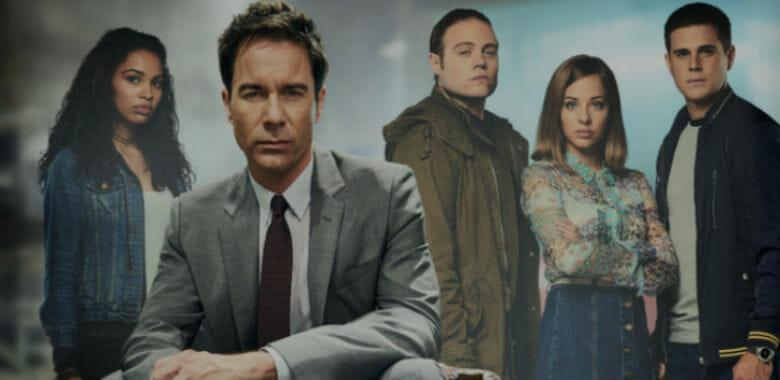 How to watch Travelers online