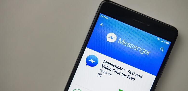 facebook messenger app ID theft