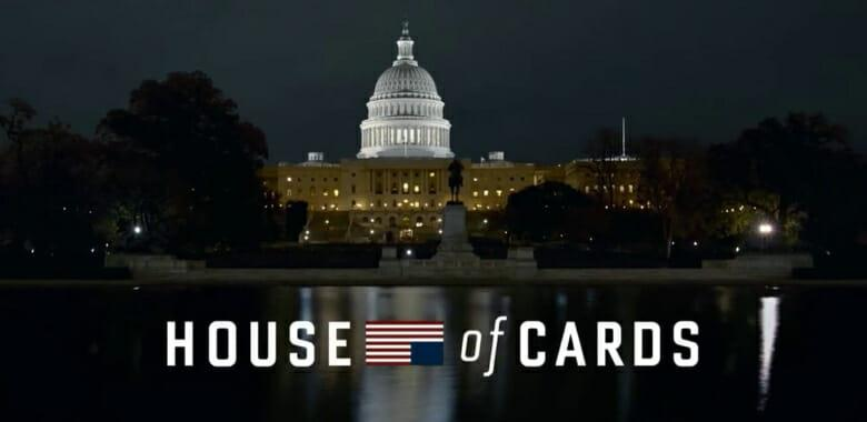 stream house of cards season 6 with a VPN
