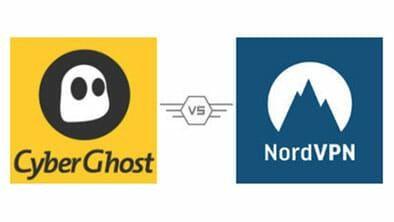 CyberGhost vs NordVPN Comparison - Who Wins?