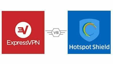 HotSpot Shield vs ExpressVPN