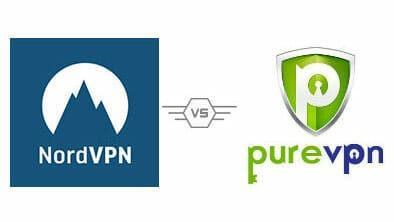 NordVPN vs PureVPN Comparing Performance, Speed, Prices