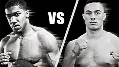 Watch Anthony Joshua vs Joseph Parker Live