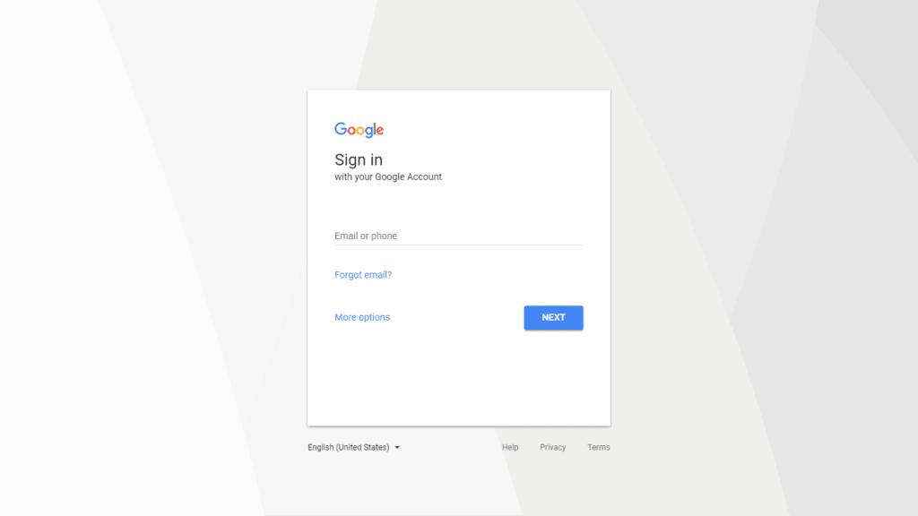 2fa gmail step 2