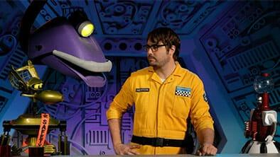 Unblock Mystery Science Theater 3000