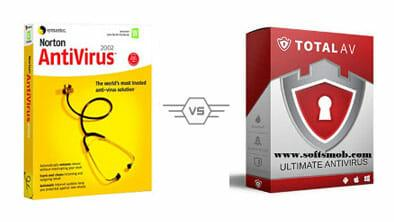Norton Antivirus vs Total AV