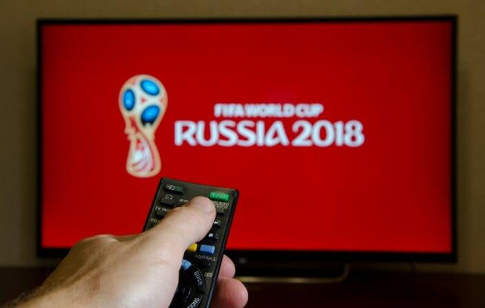 Watch World Cup 2018 Matches on TV