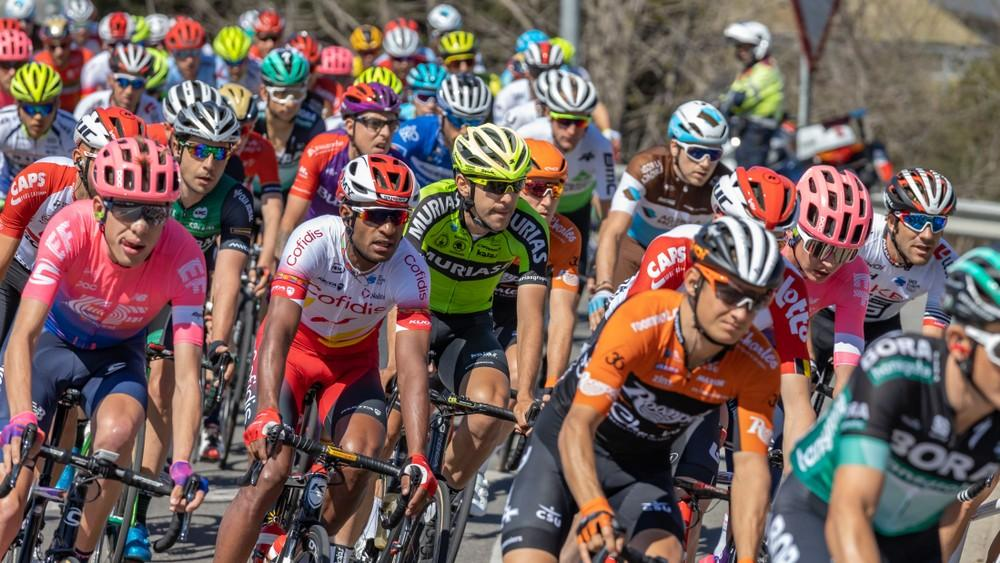 Watch The Vuelta a Espana Race From Abroad