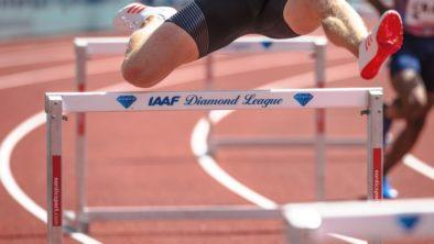 Diamond League Matches From Abroad