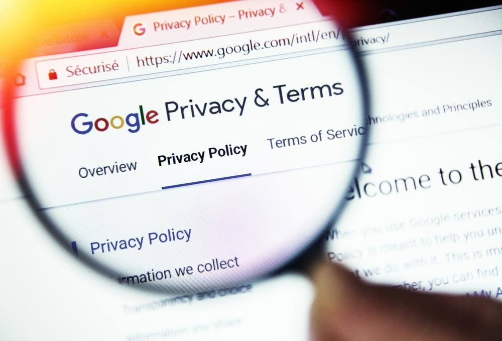 Google's Privacy Plan